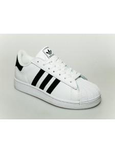 Кроссовки Adidas Super Star артикул ADDSSTR001