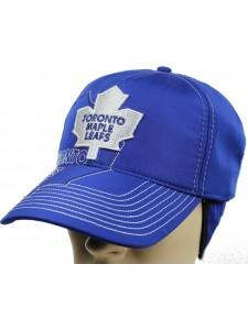 Зимняя бейсболка Toronto Maple Leafs артикул ZBTRMPL001