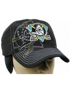 Зимняя бейсболка Anaheim Ducks артикул ZBANHDCK001