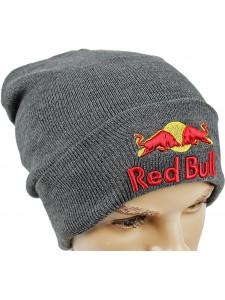 Зимняя шапка Red Bull артикул SHRDBL004
