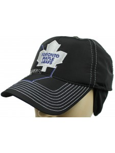 Зимняя бейсболка Toronto Maple Leafs артикул ZBTRMPL002