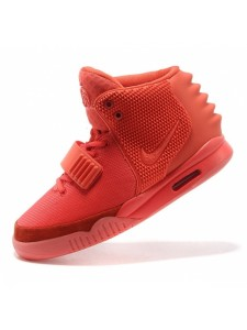 Высокие кроссовки для бега Nike Yeezy артикул NKYY-3