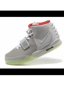Высокие кроссовки для бега Nike Yeezy артикул NKYY-4