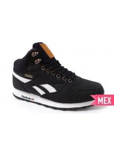 Зимние высокие кроссовки для бега Reebok Classic артикул RBKZ010