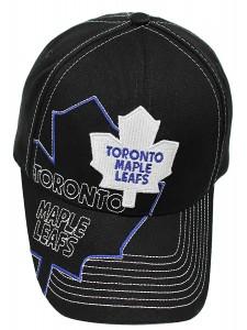 Фанатская кепка Toronto Maple Leafs артикул TML0001