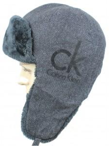 Шапка ушанка Calvin Klein артикул USHCK001