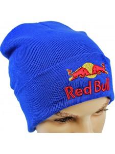 Зимняя шапка Red Bull артикул Rbull001-BU
