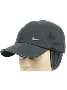 Зимняя бейсболка Nike артикул ZBNK001