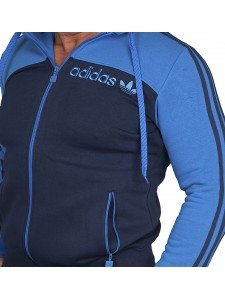 Мужской утепленный костюм Adidas артикул SPAD014