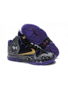 Высокие кроссовки для бега Nike Lebron артикул NKBR-4