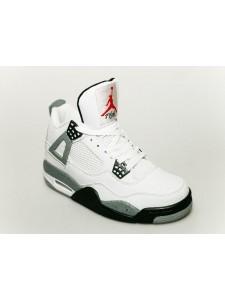 Высокие кроссовки для бега Nike Air Jordan артикул NKJRD008