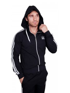 Мужской спортивный костюм Adidas (трикотаж) артикул ADMSK011