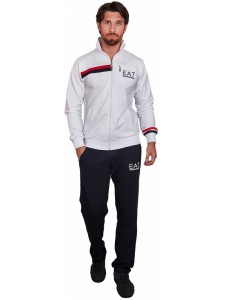 Мужской спортивный костюм Armani (трикотаж) артикул MTBARM007