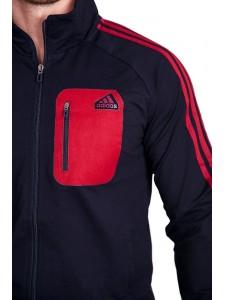 Мужской летний спортивный костюм Adidas артикул ADMSK008