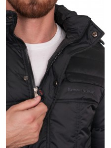 Мужская спортивная куртка Harmont & Blaine артикул MKHBL003