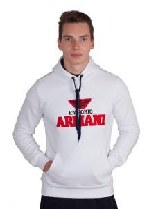 Толстовка Emporio Armani артикул TLSARM002