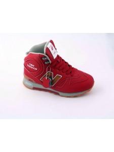 Зимние кроссовки New Balance артикул NBZ0001