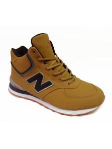 Зимние высокие кроссовки New Balance артикул NBZ0005