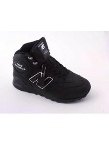 Зимние высокие кроссовки New Balance артикул NBZ0004