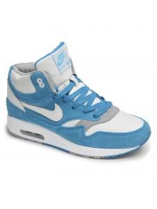Зимние высокие кроссовки для бега Nike Air Max 87 артикул NKZ87003