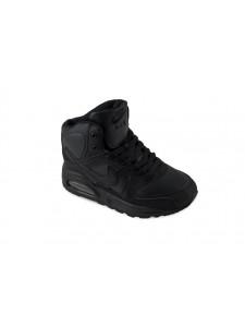 Зимние высокие кроссовки для бега Nike Skyline артикул NKZSKL009