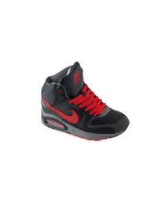 Зимние высокие кроссовки для бега Nike Skyline артикул NKZSKL008
