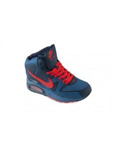 Зимние высокие кроссовки для бега Nike Skyline артикул NKZSKL007