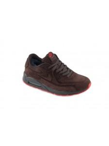 Зимние кроссовки для бега Nike Air Max 90 VT артикул NKZ90VT008