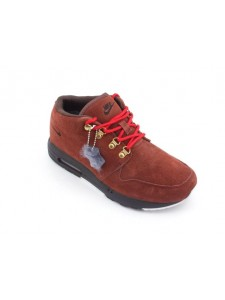 Зимние высокие кроссовки для бега Nike артикул NKNZ0001
