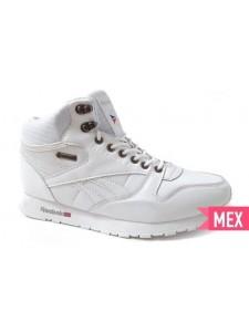 Зимние высокие кроссовки для бега Reebok Classic артикул RBKZ011