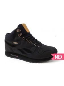 Зимние высокие кроссовки для бега Reebok Classic артикул RBKZ012