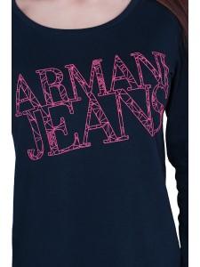 Женская футболка с длинным рукавом Armani артикул FWARM003