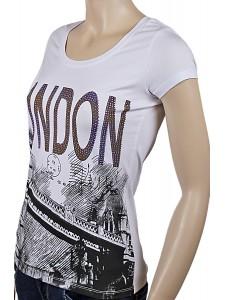 Женская футболка Branco Collection артикул D9909