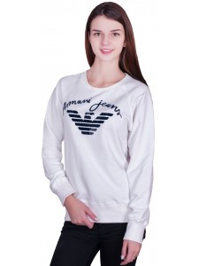 Женская футболка с длинным рукавом Armani артикул FWARM001