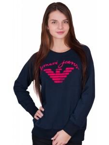 Женская футболка с длинным рукавом Armani артикул FWARM002
