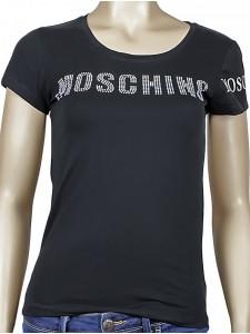 Женская футболка Love Moschino артикул 6702-B