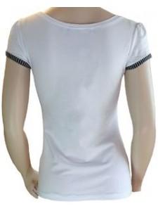 "Женская футболка ""LOVE MOSCHINO"" артикул 8305-W"