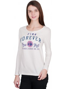 Женская футболка с длинным рукавом Fierce артикул FWMFU002
