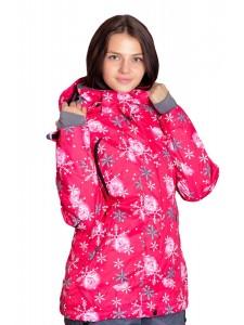 Женская зимняя спортивная куртка Cinmerlin артикул WKZ0003