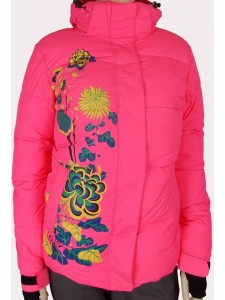 Зимняя куртка Cinmerlin артикул 3001-roz
